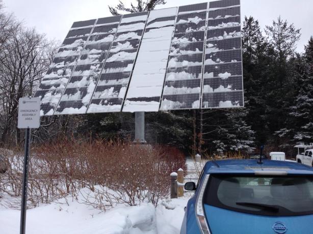 Solar Charging